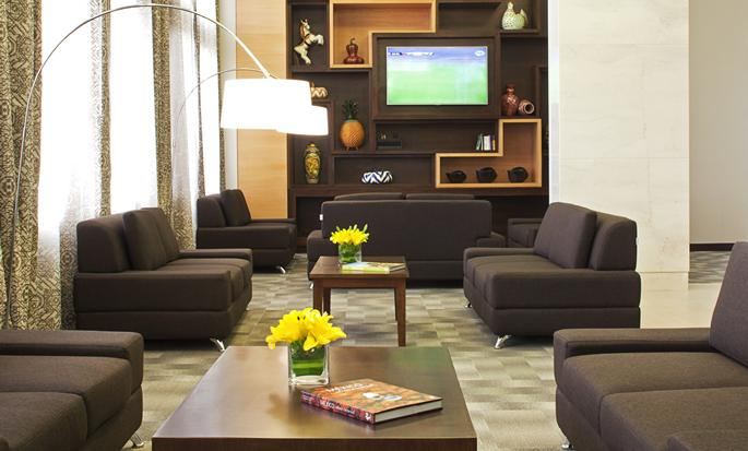 Hampton Inn by Hilton Silao-Aeropuerto Bajio, Guanajuato MX - Lobby