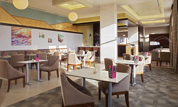 Hampton Inn by Hilton Silao-Aeropuerto Bajio, Guanajuato MX - Área de comedor