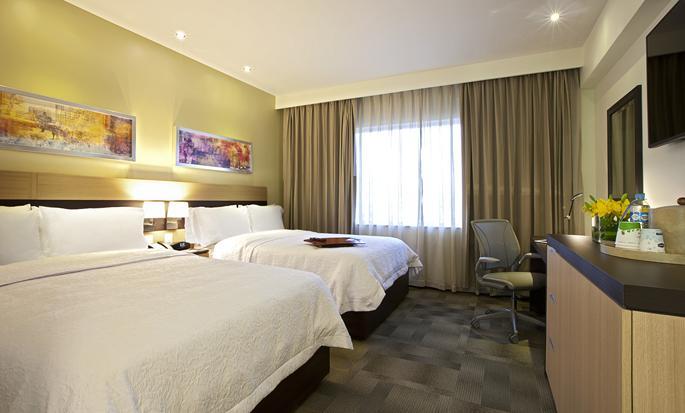 Hampton Inn by Hilton Silao-Aeropuerto Bajio, Guanajuato MX - Habitación doble
