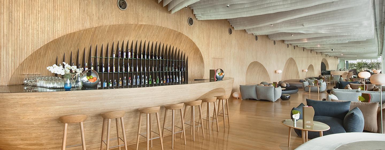 Genießen Sie einen leckeren Cocktail oder andere Drink in der gemütlichen Lobby Lounge