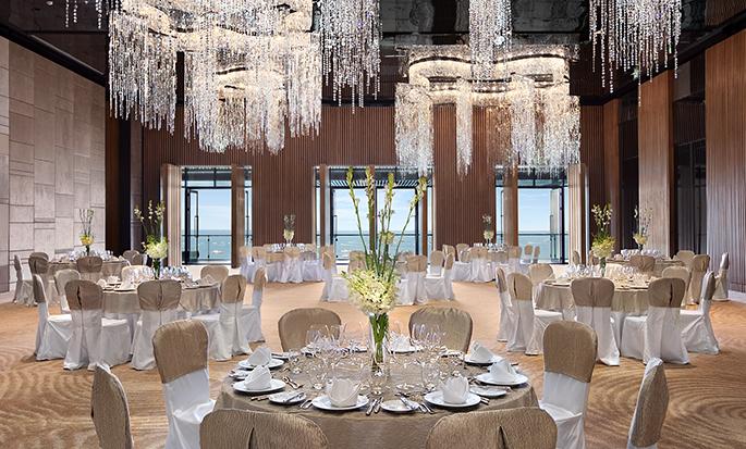 Hilton Pattaya– Ballsaal