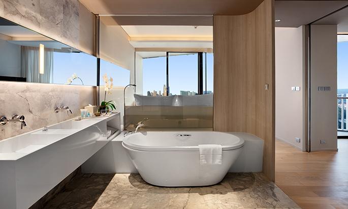 Hilton Pattaya– Badezimmer
