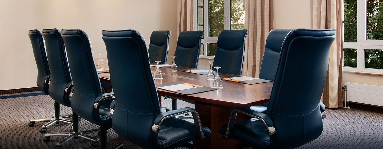 Im Boardroom können Sie sich auf Ihr Meeting konzentrieren