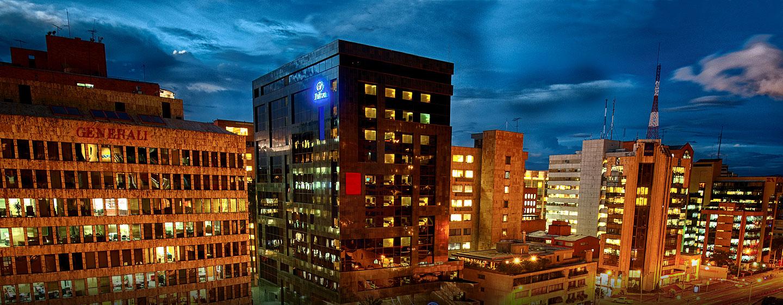 ¡Bienvenido al hotel Hilton Bogotá!