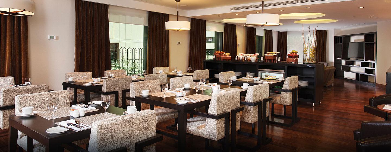 Hilton Bogotá - Sala de estar ejecutiva