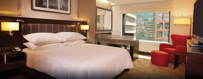 Hilton Bogotá - Habitación Deluxe con cama King