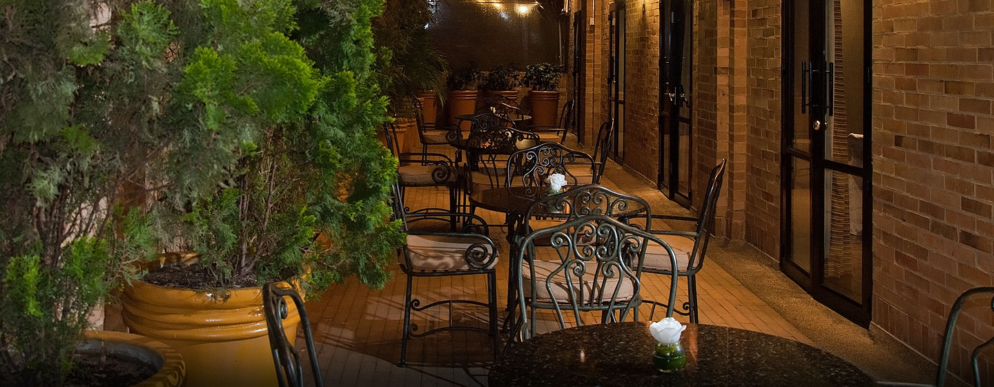 Hotel Embassy Suites by Hilton Bogotá - Rosales - Colombia - Terraza