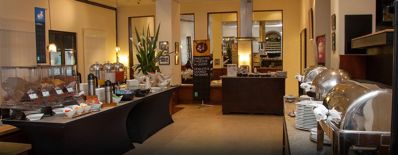 Hotel Embassy Suites by Hilton Bogotá - Rosales - Colombia - Área de desayuno