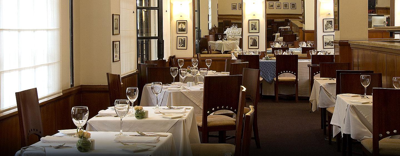 Hotel Embassy Suites by Hilton Bogotá - Rosales - Colombia - Restaurante Art Café