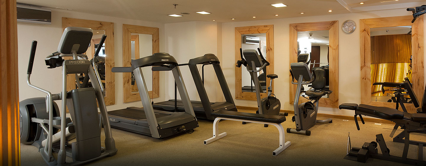 Hotel Embassy Suites by Hilton Bogotá - Rosales - Colombia - Gimnasio