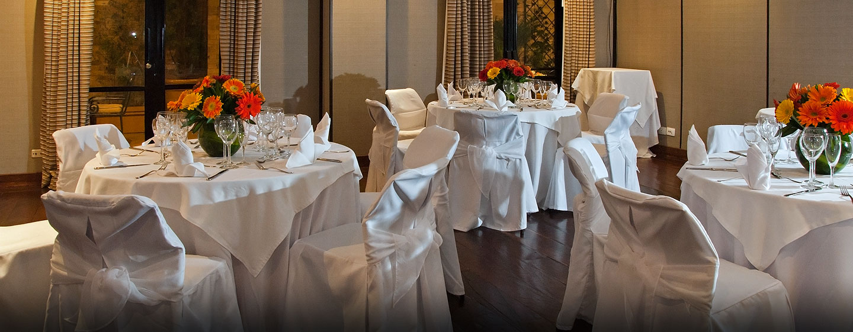Hotel Embassy Suites by Hilton Bogotá - Rosales - Colombia - Salas de reuniones