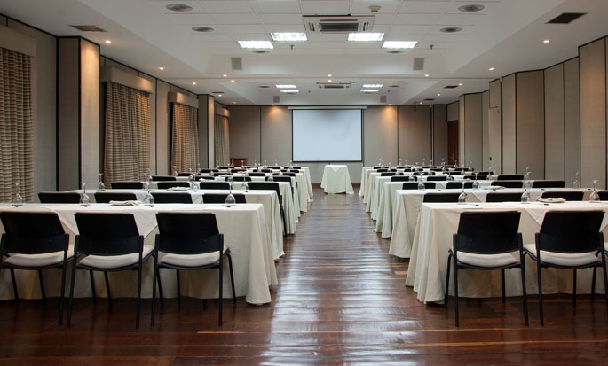 Hotel Embassy Suites by Hilton Bogotá - Rosales - Colombia - Reuniones