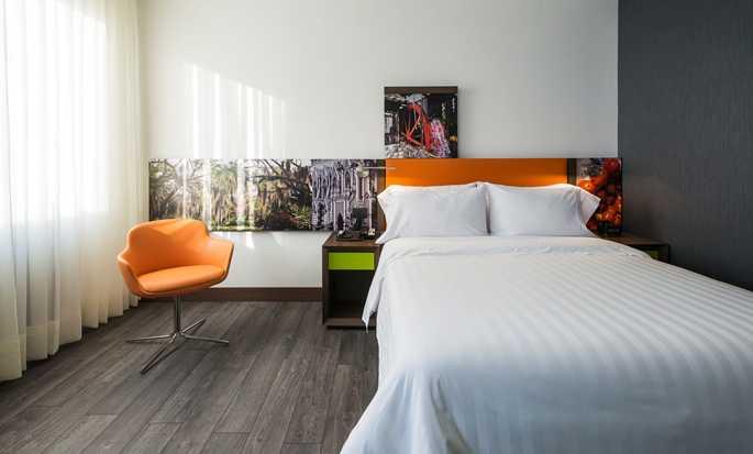 Hampton by Hilton Bogotá - Usaquén, Colombia - Habitación individual