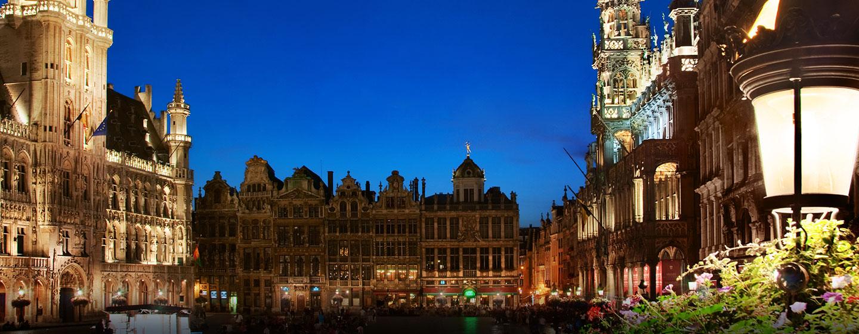 Hôtel Hilton Brussels City, Belgique - Sites d'intérêt locaux