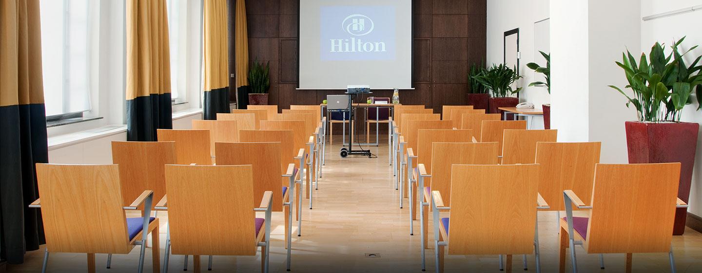 Hôtel Hilton Brussels City, Belgique - Salle de réunion