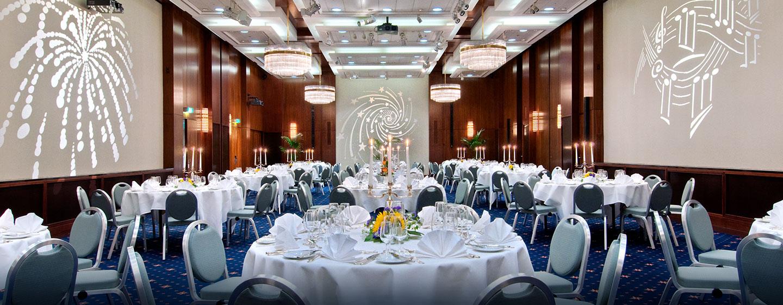 Gern steht Ihnen das Event-Team des Hotels bei der Organisation Ihrer Veranstaltung zur Seite