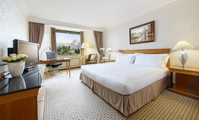 Hilton Budapest - Guest Room