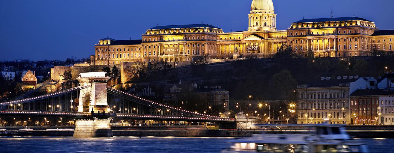 Entdecken Sie die schöne Stadt an der Donau