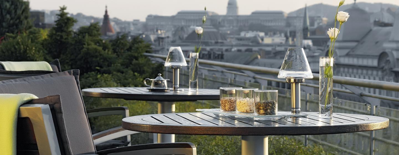 Gäste der Executive Zimmer und Suiten können die Executive Lounge und ein kostenfreies Früstück genießen