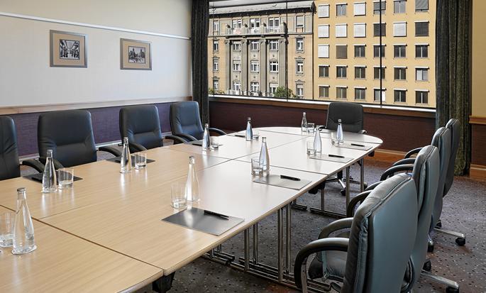 Hilton Budapest City- Meeting Room