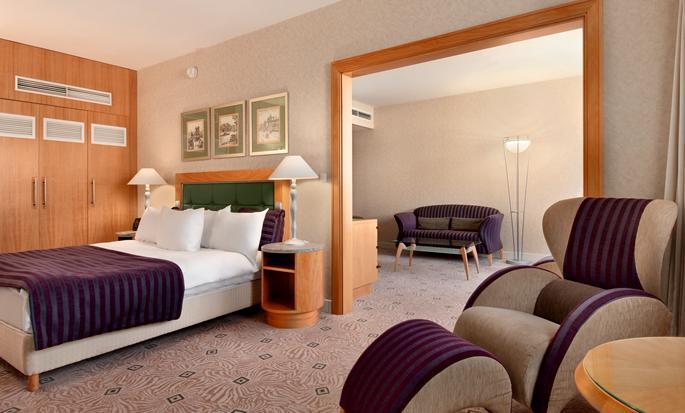 Hilton Budapest City, Węgry - Pokój King Executive
