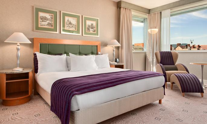Hilton Budapest City - King Room