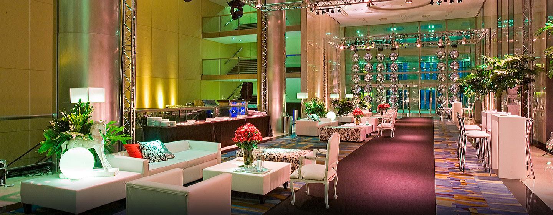 Hotel Hilton Buenos Aires, Argentina - Vestíbulo