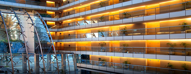 Hotel Hilton Buenos Aires, Argentina - Lobby