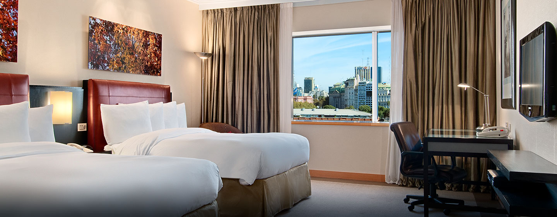 Hotel Hilton Buenos Aires, Argentina - Habitación Deluxe Double