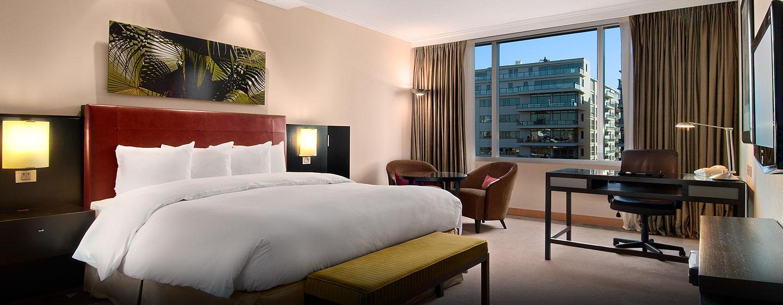 Hilton Buenos Aires Hotel, Argentinien – Deluxe Zimmer mit Queen-Size-Bett