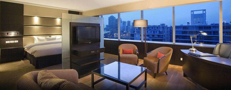 Hotel Hilton Buenos Aires, Argentina - Suite Junior