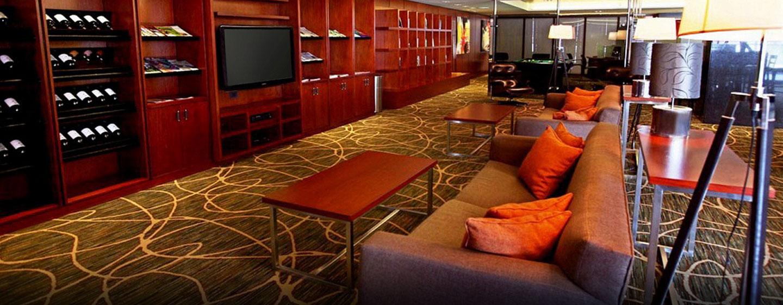 Hotel Hilton Buenos Aires, Argentina - Sala de estar ejecutiva