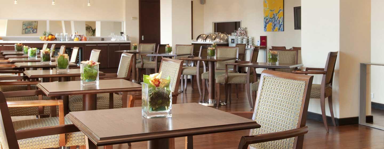 Gäste der Executive Zimmer und Suiten kommen in den Genuss der Executive Lounge