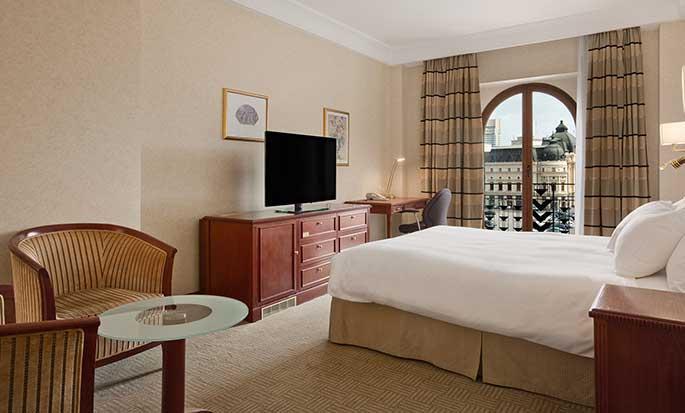 Athenee Palace Hilton Bucharest - Guest Room