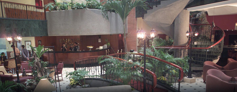 Hotel Embassy Suites by Hilton Caracas, Venezuela - Lobby