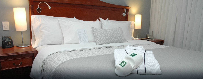 Hotel Embassy Suites by Hilton Caracas, Venezuela - Cama king