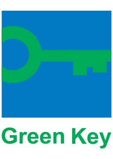 Met Green Key bekroond hotel
