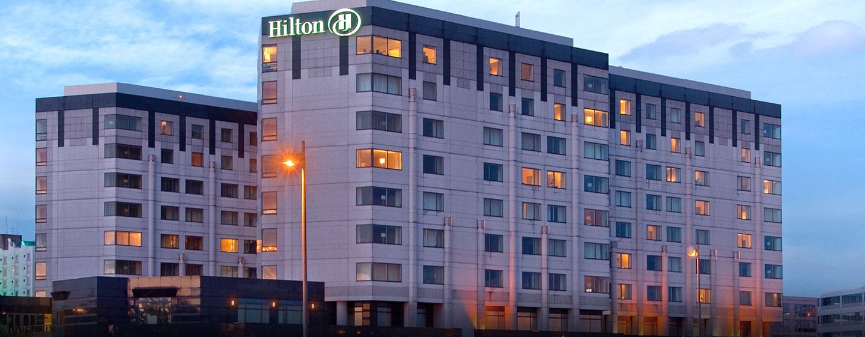 Hôtel Hilton Paris Charles de Gaulle Airport, France - Bienvenue