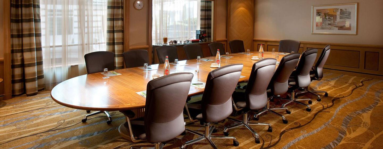 Hôtel Hilton Paris Charles de Gaulle Airport, France - Salle de conférence Sydney