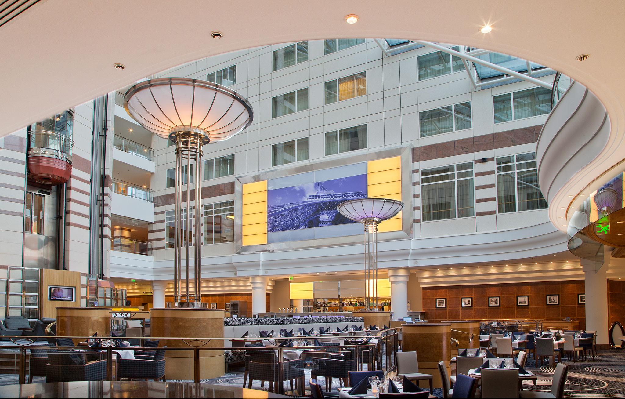 Hilton Charles De Gaulle Airport Hotel Paris
