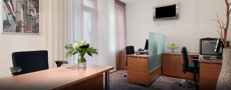 Geschäftliches können Sie unkompliziert im gut ausgestatteten Business Center erledigen