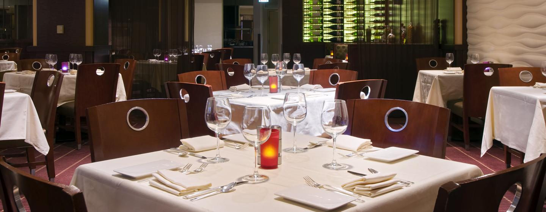 Hilton Chicago O'Hare Airport - Restaurante Andiamo