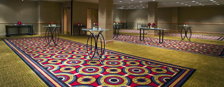 Hilton Chicago O'Hare Airport - Salão de festas Grand