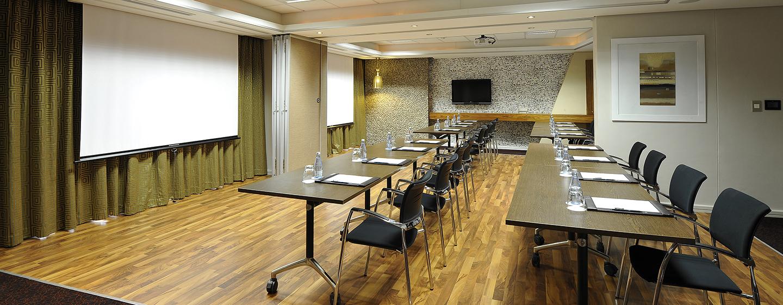 Hilton Cape Town City Centre Hotel, ZA– Multifunktionaler Meetingraum