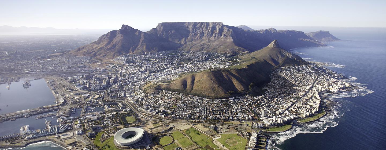 Hilton Cape Town City Centre Hotel, ZA– Luftaufnahme