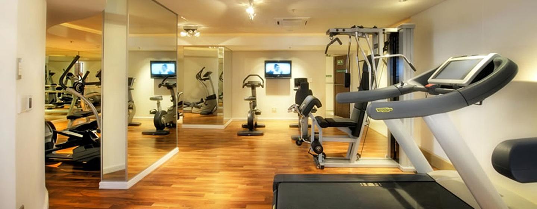Hilton Cape Town City Centre Hotel, ZA– Fitness Center