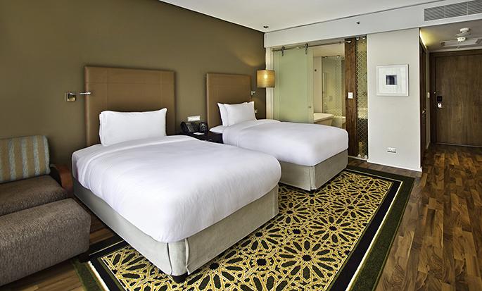 Hilton Cape Town City Centre – Zweibettzimmer