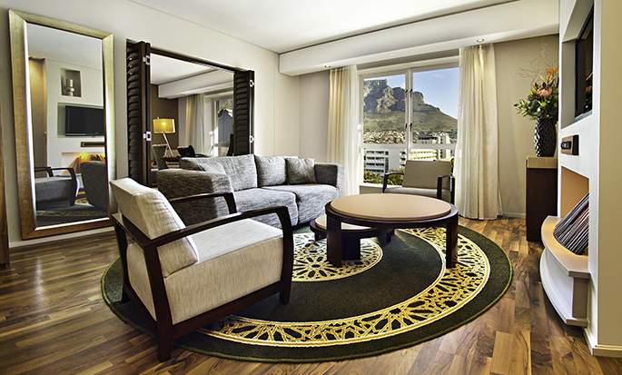 Hilton Cape Town City Centre – Suite