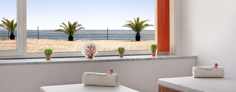 Hotel Hilton Giardini Naxos, Sicilia, Italia - Centro benessere