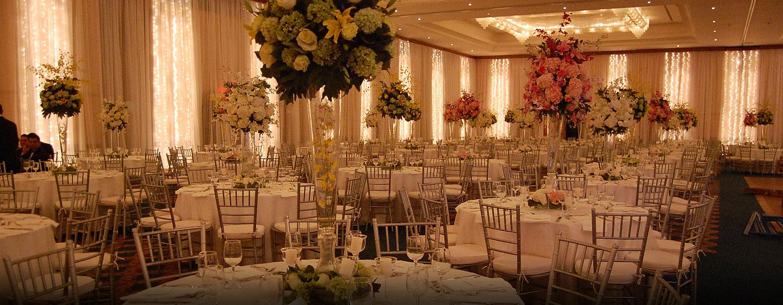 Hilton Cartagena Hotel, Kolumbien – Hochzeiten